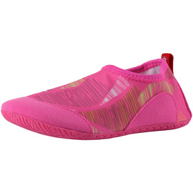 Reima Twister Slippers Kids candy pink
